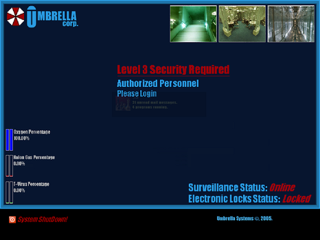 Umbrella Hive Login v1.2 by UnDead-REality