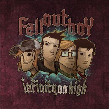 Fall Out Boy InfinityOnHigh by JeremyTreece