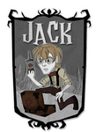 Jack Carter The Determined Doctor (Mod) by Aileen-Rose