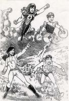 Who is Donna Troy? by Ragnaroker