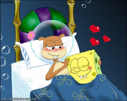 Spoungebob gives sandy gets head sex nude have thought
