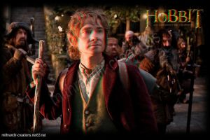 The Hobbit Anaglyphe 1 by Mithrandir29