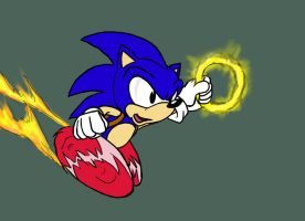 Sonic SatAM - JUICE TIME. by Axxidous