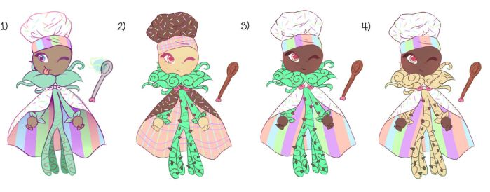 Cook Rose - PvZ:GW2 Fan Variant (Concept Art) by Rose-Supreme
