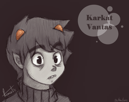 Color Karkat by QuiteRomantic