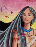 Pocahontas Colors of the Wind by Fires-storm