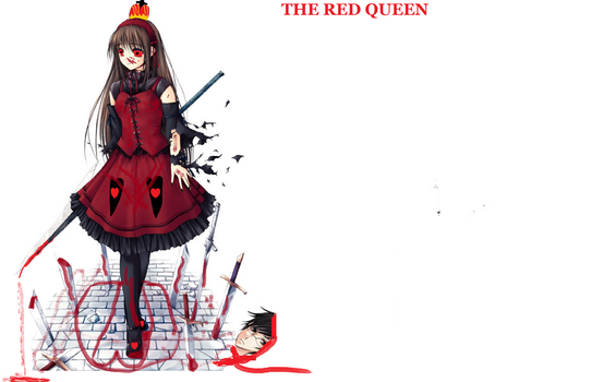 Bloody marry or Red Queen by Orbit16