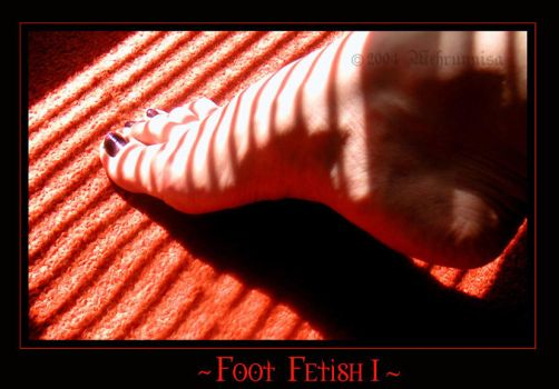 Foot Fetish I by Mehrunnisa