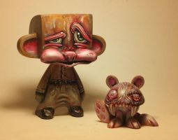 zombie cutter and madl customs by JasonJacenko