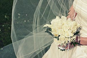 Wedding Bouquet by citraphotography