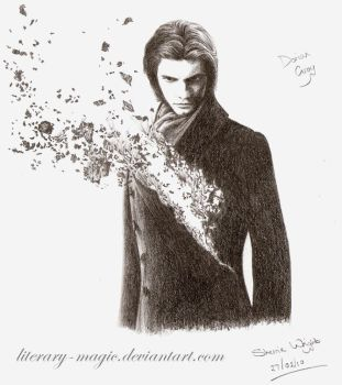 Dorian Gray by literary-magic