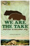 We Are The Take - Flyer XIII by agentfive