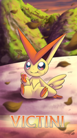 Pokemon 20th Anniversary- Victini