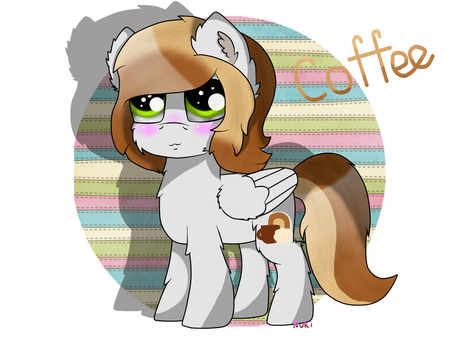 Coffee Cream (gift) P.S. Thanks for 342 subs. by NukiARTS