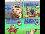 4-Bits Comic-Olimar's dilemna by thegamingdrawer
