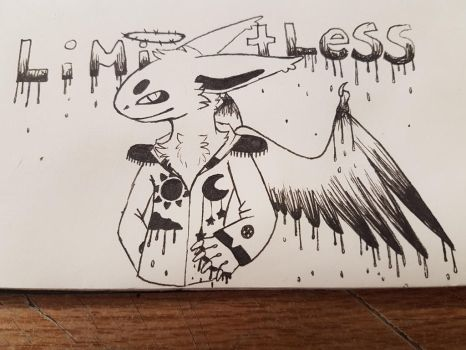 Limitless by ODDvsPOWERMAD-GAMBIT
