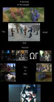 RVB This is War, Part 1 by MPZA