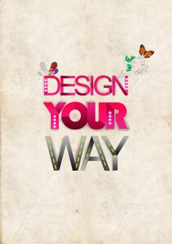 Design Your Way by isacneto