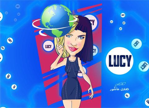 Lucy 2 by superhilalo