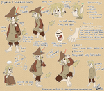 Reference Sheet - Pipkin by Genolover