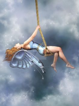 Fly high, by Margy by FantasiesRealmMarket