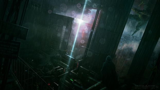 New Paths To Helicon - Helicon by KuldarLeement