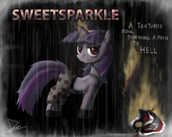 .:SweetSparkle:. by The-Butcher-X