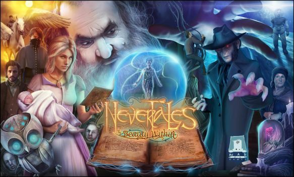 Nevertales : The Beauty Within - teaser by urosaurus