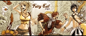 Fairy Tail Sign by HookRf