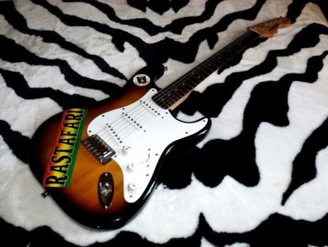 Betsy My Electric Guitar by MexicanDrunk