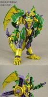 Transformers Ser-Ket of the Forged by Jin-Saotome