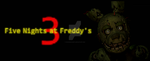 Five Nights at Freddy's 3 Fan Button by RandomAcount4