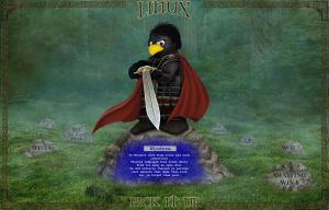 Linux Pick It Up Image Only by samriggs