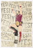 Daniel Bryan - YES! YES! YES! by billpyle
