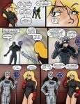 Crossoverlord - Chapter 1, Page 8 by Neilsama