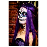 Candy Skull by KaollaChan