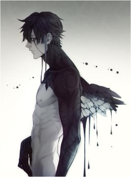 Broken wings by 24hrs-coma
