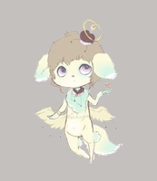 Angel Hush Puppy .:Design Trade:. by Pietastic-Creations