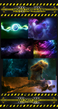 40 HQ Outer Space Stocks by ThornXi