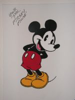 Mickey Mouse by mario26
