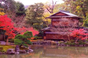 Kyoto by RoundDrop