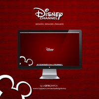 Wallpaper Disney Channel by redsoul90