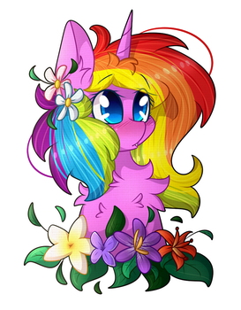 :Flowers: by SoundwavePie