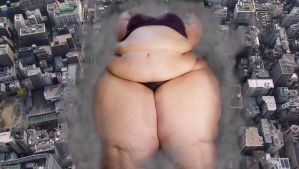 BBW Giantess Nap by Pearboy2001