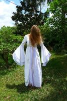 White Dress Stock 3 by stock4ever23