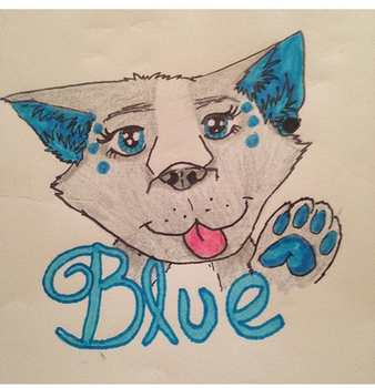 Blue by Nightwave-Artist