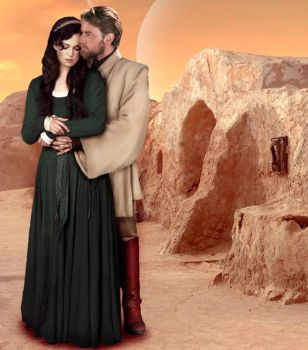 Solace on Tatooine by Sweet-Christabel