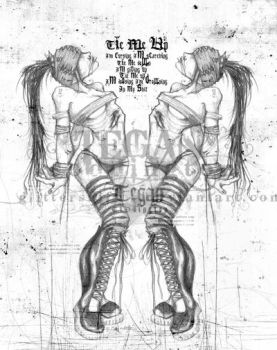 tie me up. excite me. by glittersniffer