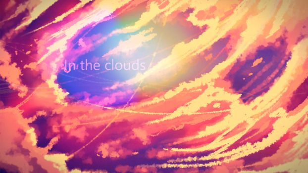 In The Clouds by ryky