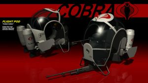 Flight Pod by Rooster3D